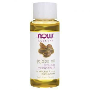 Масло жожоба, Pure Jojoba Oil, Now Foods, 30 мл