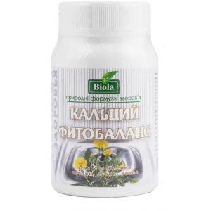 Кальций Фитобаланс, Biola, 90 таблеток
