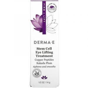 Крем DMAE лифтинг для кожи вокруг глаз, Eye Lift, Derma E, укрепляющий, 14