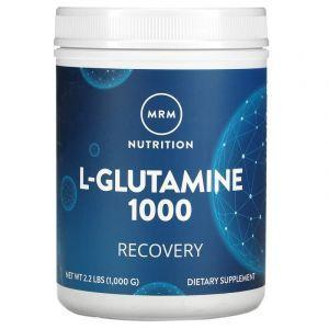 L-глутамин, L-Glutamine 1000, MRM, 1000 г