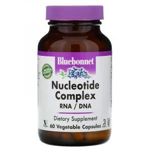 Нуклеиновые кислоты, Bluebonnet Nutrition, 60 капсул