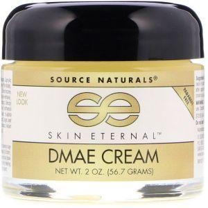 Крем для лица, Source Naturals, с DMAE, (56,7