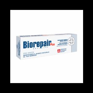 Відбілююча зубна паста, Plus PRO White, BioRepair, 75 мл