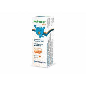 Пробиотики для детей, Probactiol mini, Metagenics, 5,7 мл