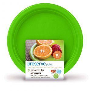 Тарелки маленькие, Plates, Preserve, 10 шт