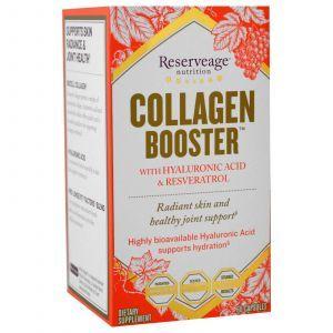 Коллагеновый комплекс, ReserveAge Organics, 60