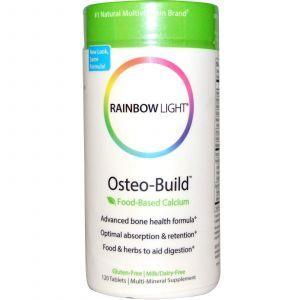 Здоровье костей (формула), Rainbow Light, 120 таблеток