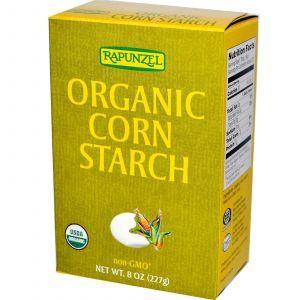 Кукурузный крахмал, Corn Starch, Rapunzel, 227 г