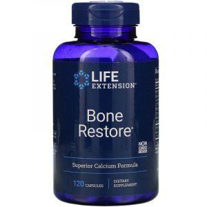 Витамины для костей, Bone Restore, Life Extension, 120 капсул (Default)