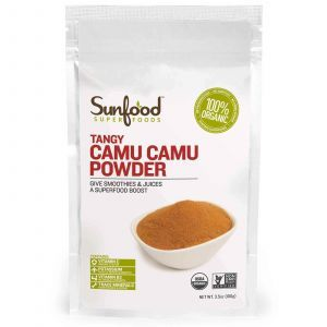 Каму-каму (витамин-С), Sunfood, 100 г