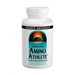 Амино спортсмен, Source Naturals, 1000 мг, 100 таблеток