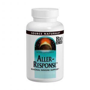 Комплекс от аллергии, Source Naturals, 90 таблеток