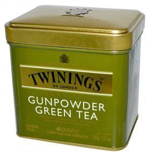 Зеленый чай, Green Tea, Twinings, 100 г