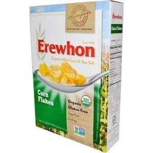 Кукурузные хлопья, Corn Flakes, Erewhon, 312 г
