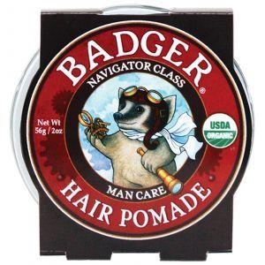 Помада для волос, для мужчин, Badger Company, 56 г