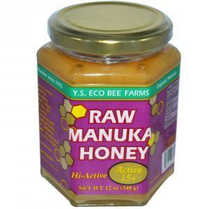 Манука мед, Y.S. Eco Bee Farms, 340 грамм