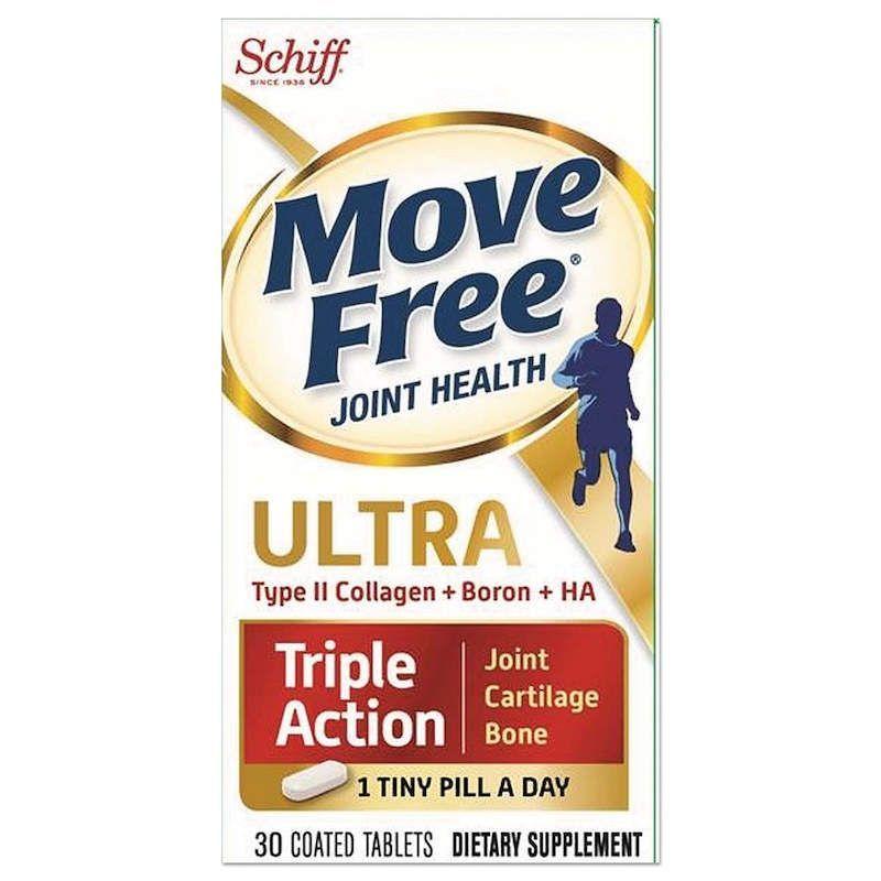 Здоровье суставов, Move Free Ultra, Schiff, 30 таблеток